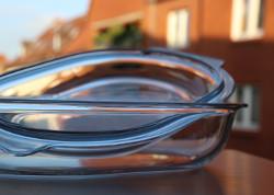 foto: Kasserolle aus Glas