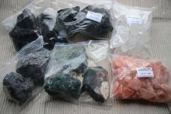 foto: mineralien