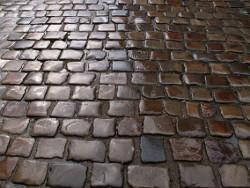 foto: straßenpflaster in prag