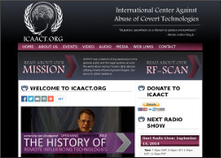 screenshot: icaact